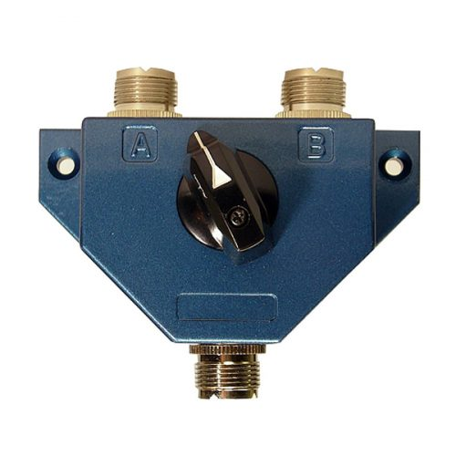 CS201 2-Way SO239 Coax Switch