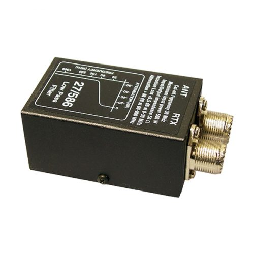 R.M. 27/586 TVI / Amplifier Filter