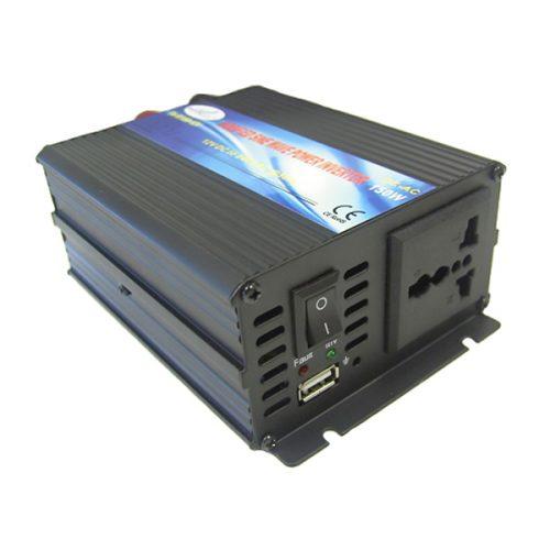 Roadtek Modified Sine Wave Power Inverter 150 W – 24 V