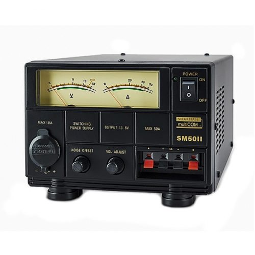 Sharman SM – 50II (50 A) Switch Mode DC Power Supply