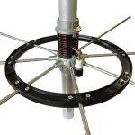 Sirio 827 Anti-Vibration Nylon Ring