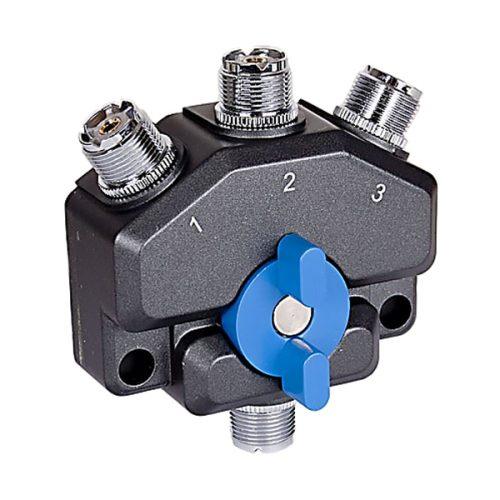 Watson CX-SW3PL 3-Way SO239 Coax Switch