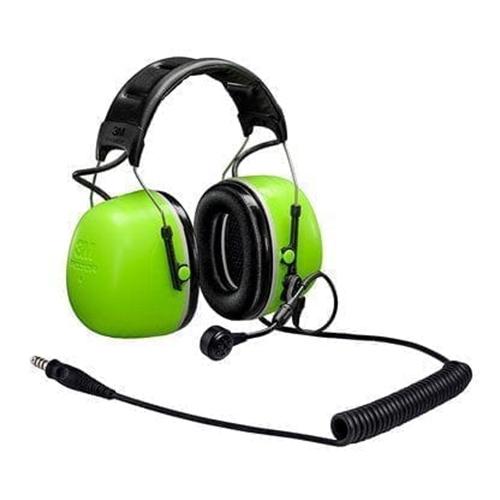 3M Peltor High Attenuation Flex Headsets
