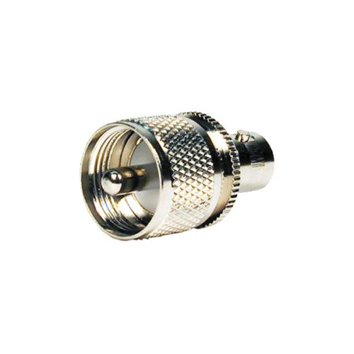 BNC Female to PL259 Adapter