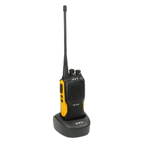 HYT TC610 (UHF) Handheld PMR Transceiver (440 - 470 MHz)