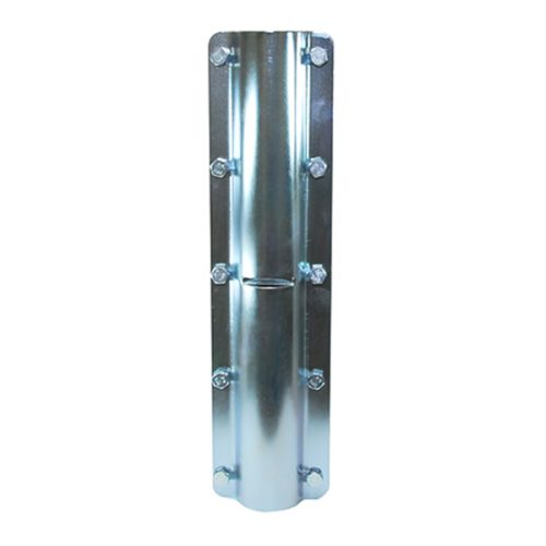 Join-200 – 2″ Mast Coupler / Joining Sleeve with 10 Bolts