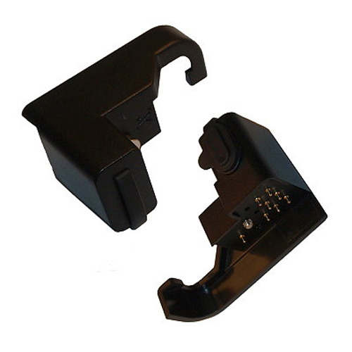Motorola HT600 / MT1000 to 2-Jack 3.5 mm / 2.5 mm GP300 Type Audio Accessory Adapter