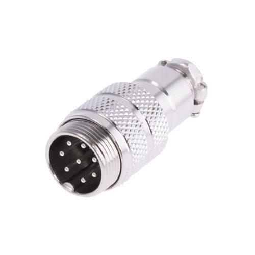 NC-529 8 Pins in-Line Microphone Plug (5 Pcs)