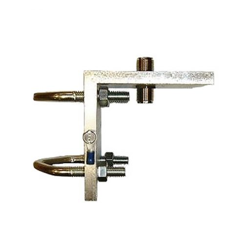 PTM-S Pole Clamp for Mobile Antenna SO239 Thread