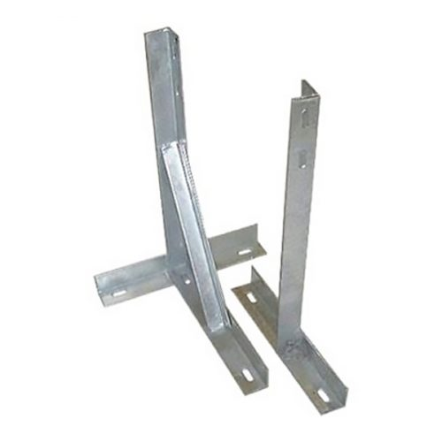 TK-18 – 18″ Galvanised T and K Wall Bracket (with Bolts)