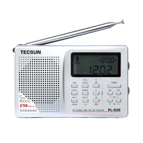 Tecsun PL-606 Portable Receiver