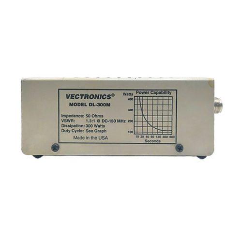 Vectronics DL-300M Dummy Load