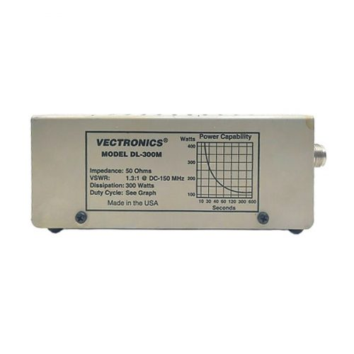 Vectronics DL-300MN Dummy Load