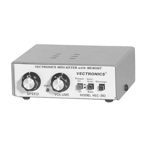 Vectronics VEC-202 Electronic Keyer with Memory