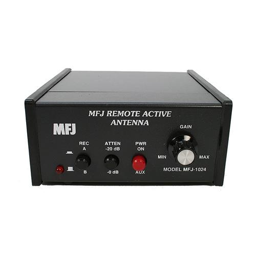 MFJ-1024 External Receiving Antenna